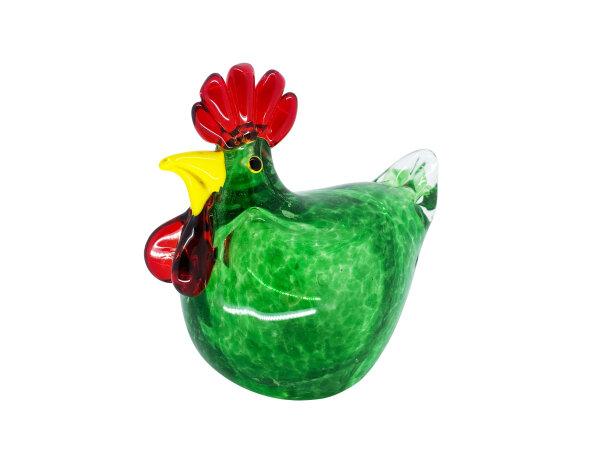 Huhn klein, grün