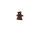 Mini-Metallanhänger Bär
