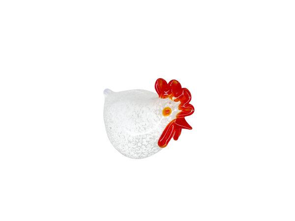 Huhn klein, weiß
