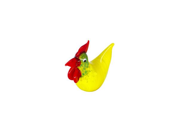 Huhn klein, gelb