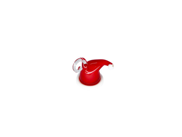 Mini-Mütze rot