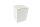 Trinkhalm, klar, gebogen, 21cm, Ø8mm, 100er Box