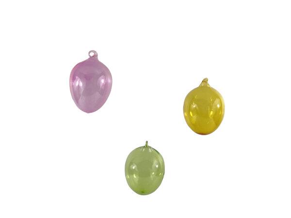 Ei z.h., 3 farbig