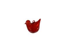 Minivogel, optisch rot