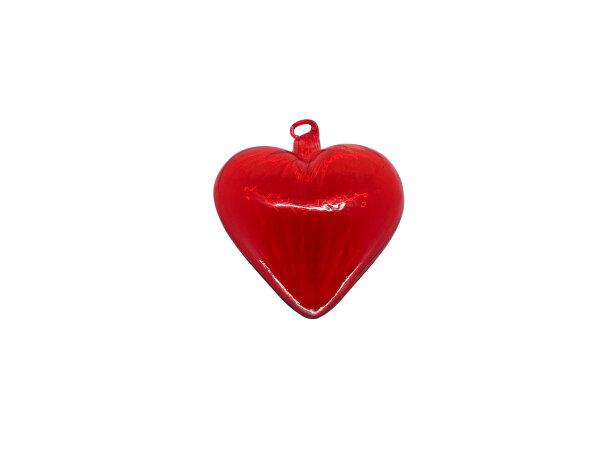 Herz rot, optisch, groß