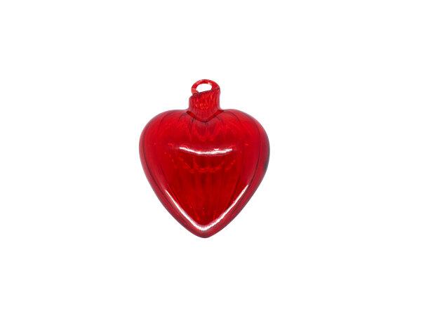 Herz rot, optisch, klein
