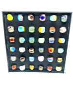 Ringbox, 36 sortiert