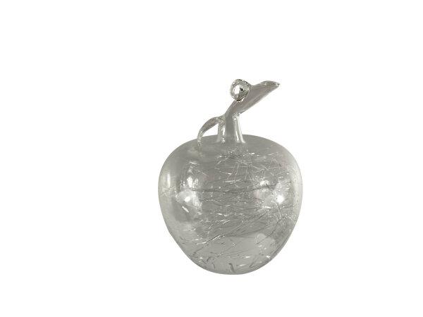 Apfel m. Glasfäden