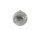 Kugel m. Netz Ø10cm, grau