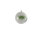 Kugel m. Netz Ø10cm, grün