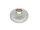 Teelichthalter flach groß