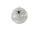 Kugel m. Stern Ø12cm, grau