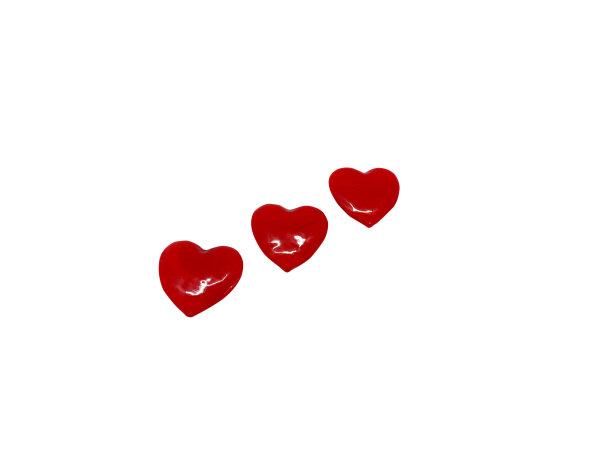 Herz klein flach